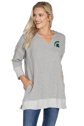Michigan State Spartans Tatum Tunic