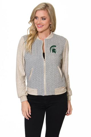 Michigan State Spartans Roni Jacket