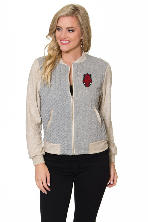 Arkansas Razorbacks Roni Jacket