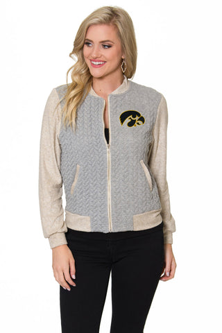 Iowa Hawkeyes Roni Jacket