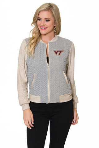 Virginia Tech Hokies Rebels Roni Jacket