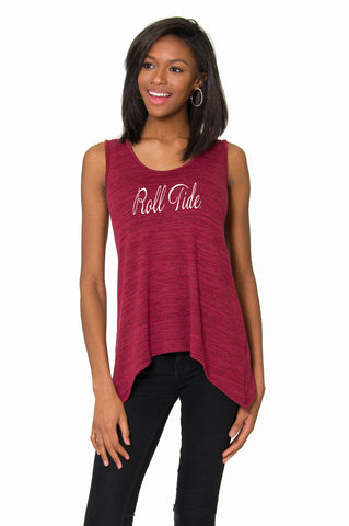 Alabama Crimson Tide Ashley Tank