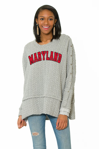 Maryland Terrapins Sasha Tunic