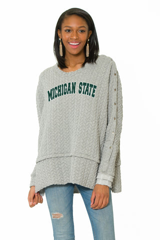 Michigan State Spartans Sasha Tunic
