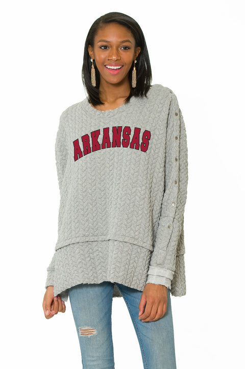 Arkansas Razorbacks Sasha Tunic