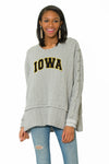 Iowa Hawkeyes Sasha Tunic
