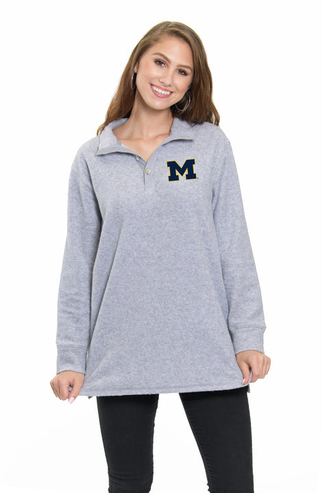 Michigan Wolverines Lacie Pullover