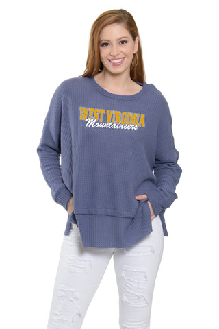 West Virginia Mountaineers Serena Tunic