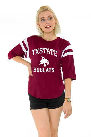 Texas State Bobcats Abigail Jersey