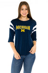 Michigan Wolverines Abigail Jersey
