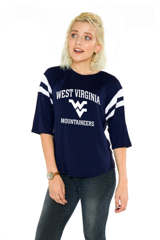 West Virginia Mountaineers Abigail Jersey