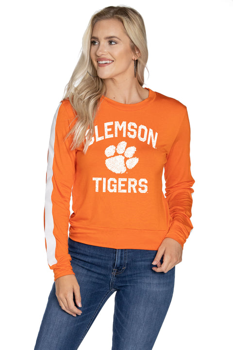 Clemson Tigers Chloe Long Sleeve