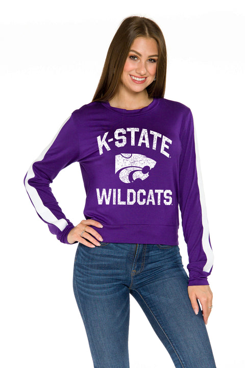 Kansas State Wildcats Chloe Long Sleeve