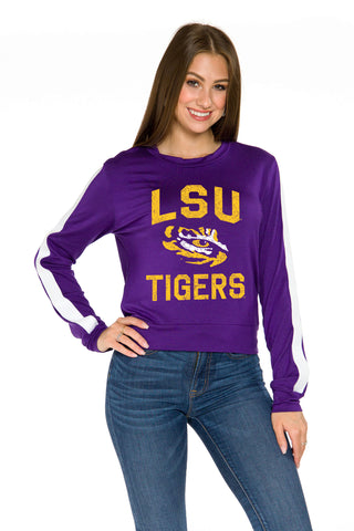 LSU Tigers Chloe Long Sleeve