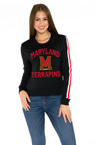 Maryland Terrapins Chloe Long Sleeve