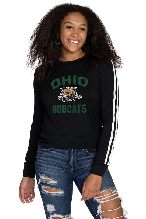 Ohio Bobcats Chloe Long Sleeve