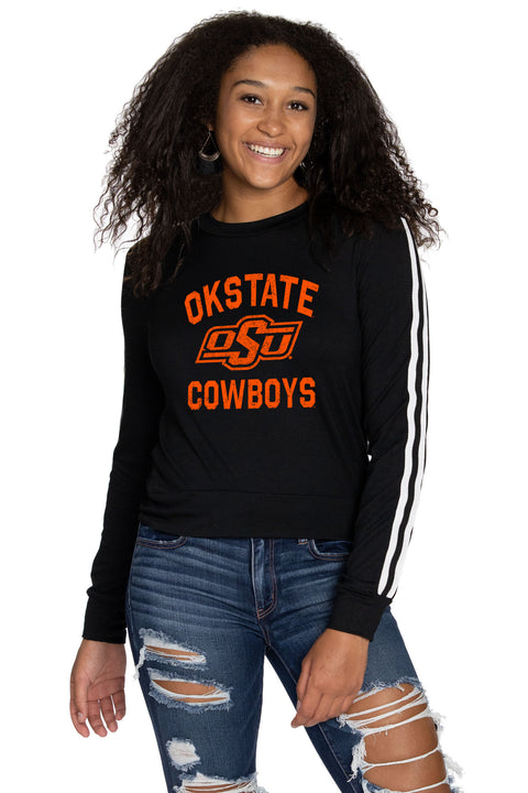 Oklahoma State Cowboys Chloe Long Sleeve