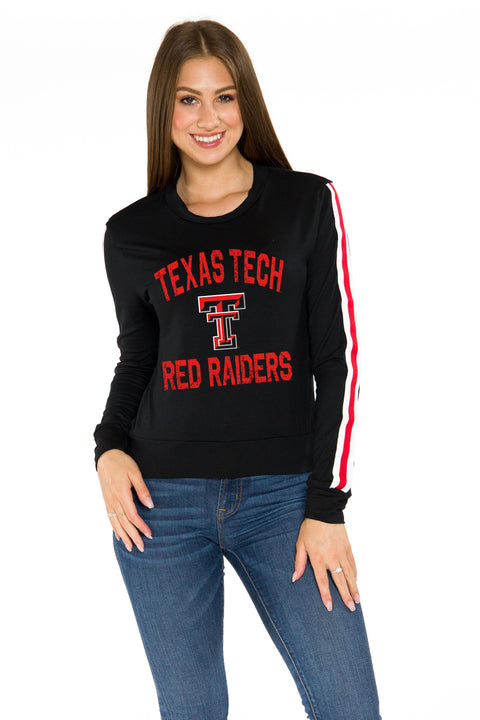 Texas Tech Red Raiders Chloe Long Sleeve