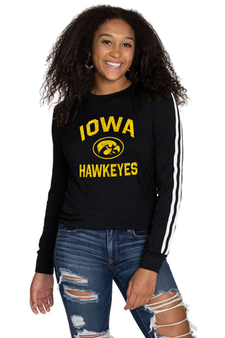 Iowa Hawkeyes Chloe Long Sleeve
