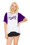 East Carolina Pirates Victoria Tee