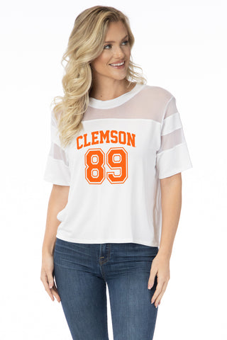 Clemson Tigers Avery Jersey