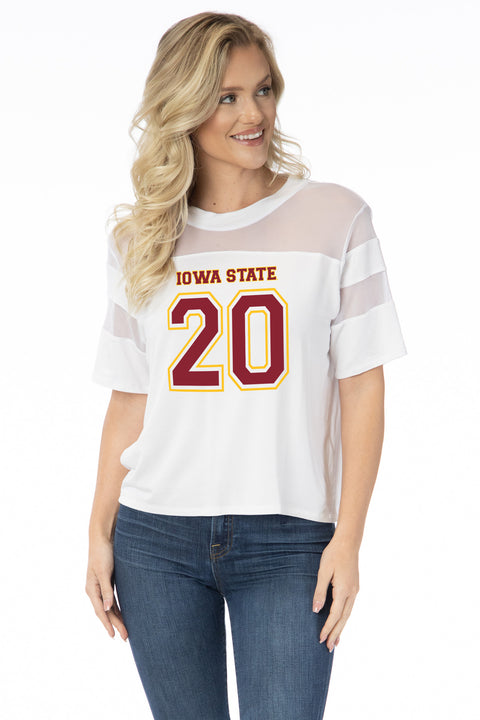 Iowa State Cyclones Avery Jersey