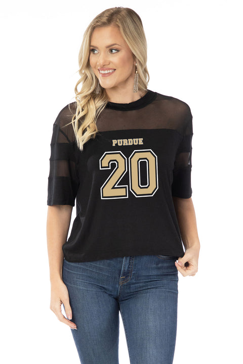 Purdue Boilermakers Avery Jersey