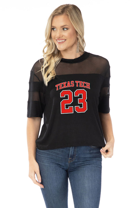 Texas Tech Red Raiders Avery Jersey