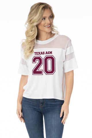 Texas A&M Aggies Avery Jersey
