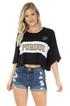 Purdue Boilermakers Morgan Crop