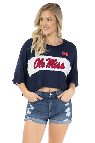 Ole Miss Rebels Morgan Crop