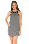 Iowa Hawkeyes Sadie Striped Dress