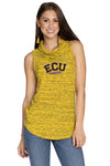 East Carolina Pirates Mackenzie Tank