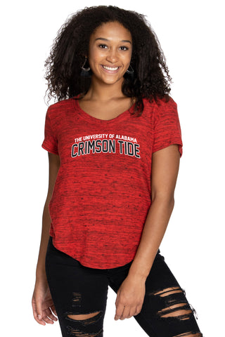Alabama Crimson Tide Bella Tee