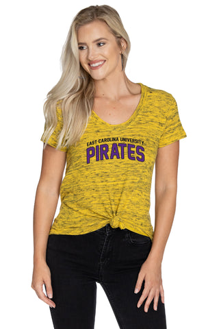 ECU Pirates Bella Tee