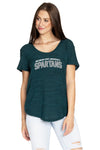 Michigan State Bella Tee