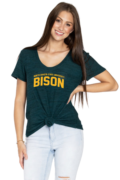 North Dakota State Bison Bella Tee