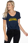 Michigan Wolverines Bella Tee