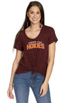 Virginia Tech Hokies Bella Tee