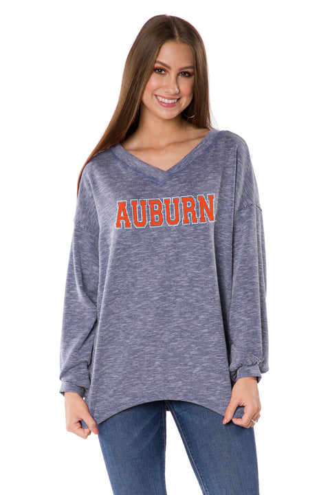 Auburn Tigers Bailey V-Neck