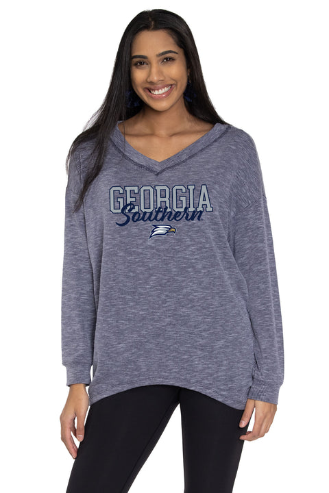 Georgia Southern Eagles Bailey V-Neck