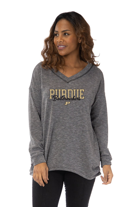 Purdue Boilermakers Bailey V-Neck