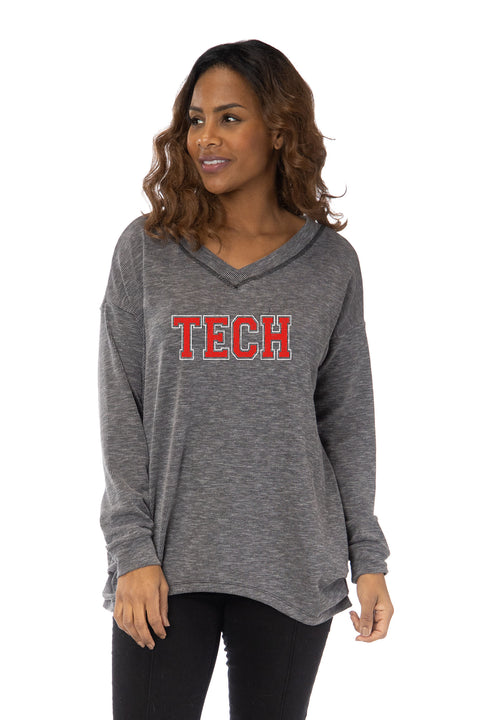 Texas Tech Red Raiders Bailey V-Neck