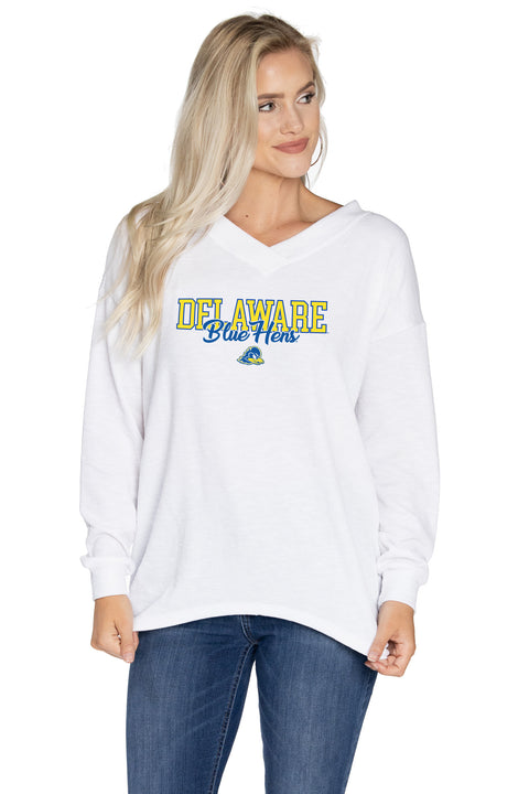 Delaware Blue Hens Bailey V-Neck