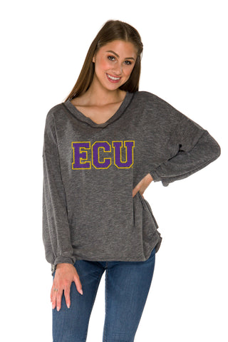 ECU Pirates Bailey V-Neck