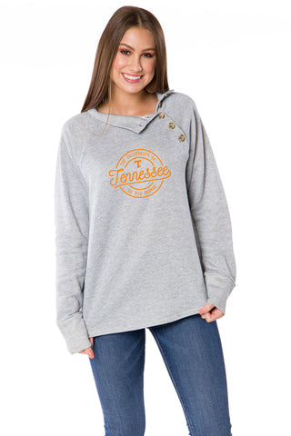 Tennessee Volunteers Mariah Button Pullover