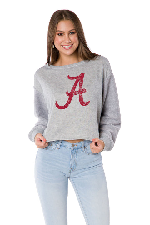 Alabama Crimson Tide Elana Crop