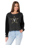 Vanderbilt Commodores Elana Crop