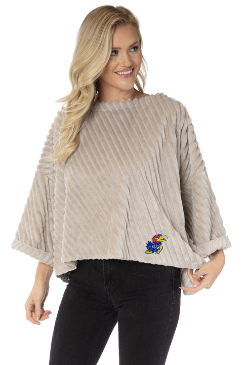Kansas Jayhawks Julie Top