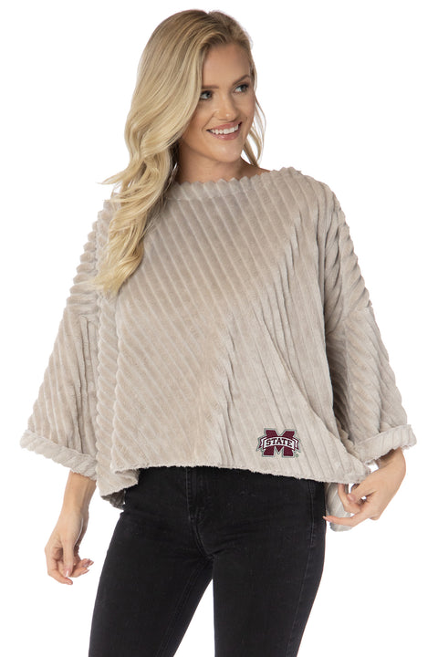 Mississippi State Bulldogs Julie Top